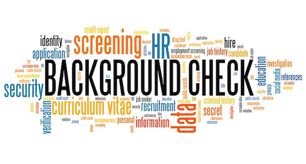 ways to fail a background check